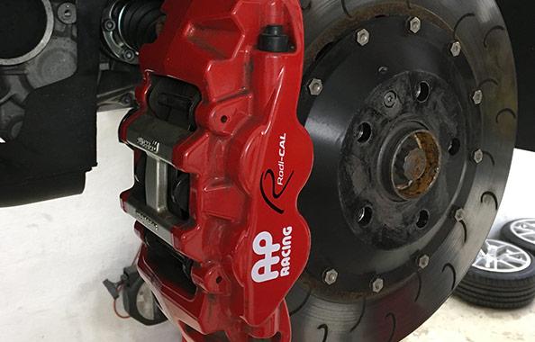 Brake Maintenance, Repair & Performance Upgrade Services