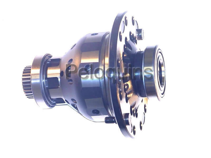 Peloquin Limited Slip Differential for VW R32 O2M Transmission