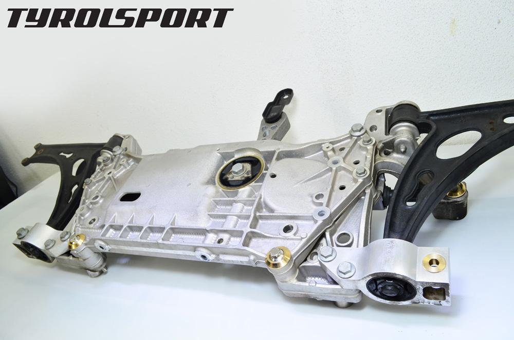TyrolSport DeadSet Rigid Subframe Collar Kit for all MK5/6