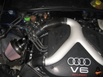 Evolution Motorsport V-Flow for Audi A6 2.7T