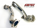 APR Downpipe & Test Pipes for A6/Allroad 2.7T Manual Trans