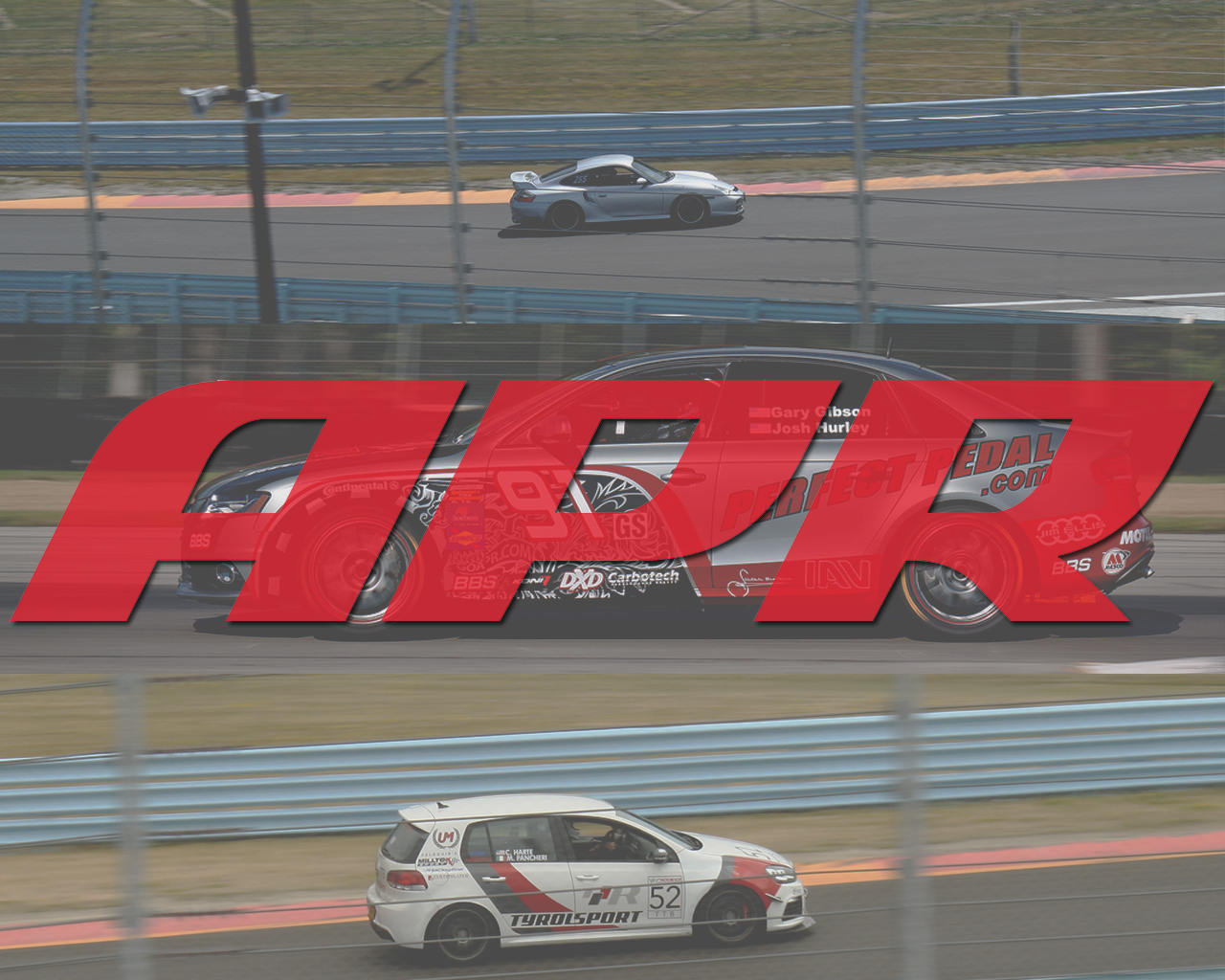 APR, GIAC, Burger Motorsport, JHM, Manic MotorSport, United