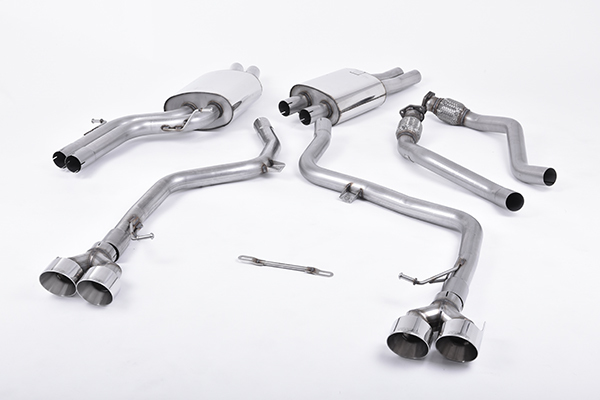 Milltek B8 S5 Cat Back Exhaust