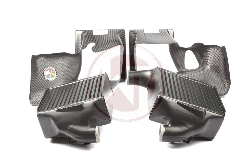 Wagner Tuning B5 S4 Intercoolers