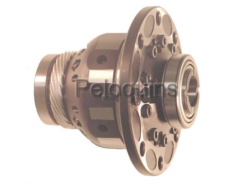 Peloquin Limited Slip Differential for O2J Transmission