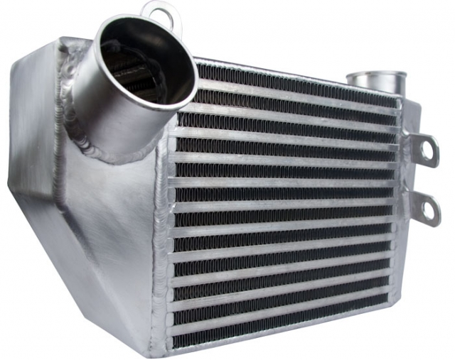 TyrolSport UG SMIC Intercooler for VW MK4 Golf/GTI/Jetta 1.8T