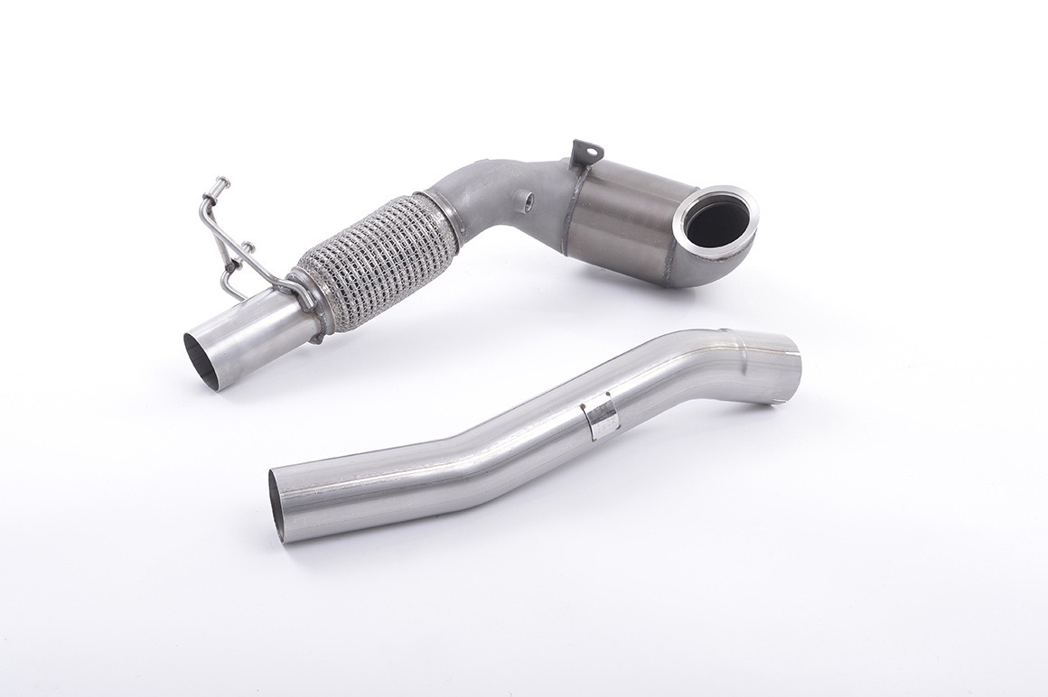 "Milltek 3"" Cast Downpipe for MK7 GTI"