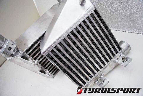 TyrolSport Upgraded Dual Side Mount Intercoolers for B7 A4 2.0T