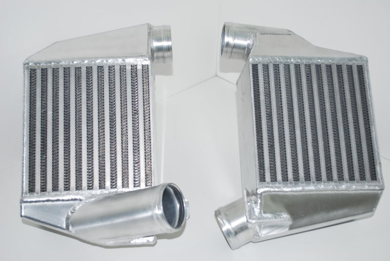 TyrolSport Dual UG DSMIC Intercoolers for MK1 Audi TT225